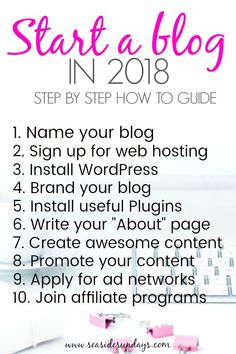 how to start a blog and make money- this is AWESOME - she started making 2k/month in under a year, and she shows you how step by step. AMAZING blogging tips for beginners! #blogging #startablog #momblog #makemoneyonline #makemoneyblogging