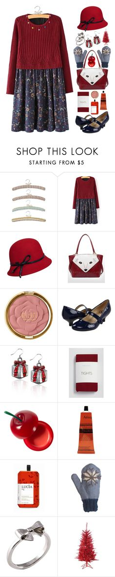 """""""a little whimsy"""" by collagette ❤ liked on Polyvore featuring Toast, Milani, Gabriella Rocha, maurices, Tony Moly, Aesop, Lucia, Laundromat, Joy Everley and INC International Concepts"""