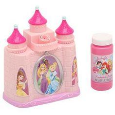 Disney Princess Enchanted Bubble Castle