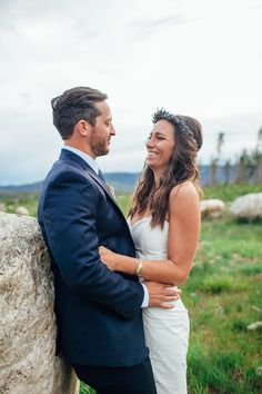 #aandberealbride // cicada gown // colorado wedding