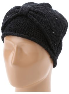 San Diego Hat Company KNH3236 Bead Bow Beanie (Black) - Hats on shopstyle.com
