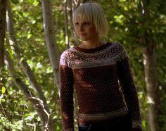 BLÅ: Setesdal Pullover, Knitting, Sweaters, Fashion, Moda, Tricot, Fashion Styles, Breien, Stricken