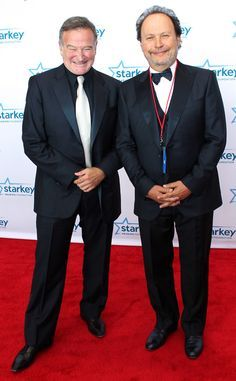 Robin Williams to Be Honored by Billy Crystal at the 2014 Emmy Awards Robin Williams, Billy Crystal, Famous Friends