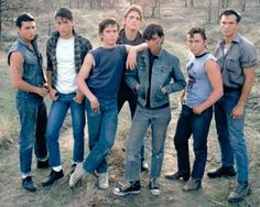 The Outsiders...love this look :)