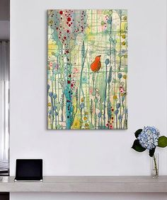 Another great find on #zulily! Alpha Wrapped Canvas by iCanvas #zulilyfinds