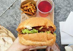 Aujourd'hui sur le blog, on parle de burger bios, de mode éthique et on vous apporte un peu d'oxygène ! <3
