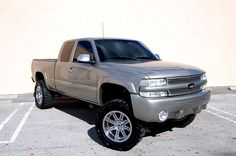 2002 Chevy Silverado 1500 Lifted | lifted 00 silverado 1500 z71 for trade/sale