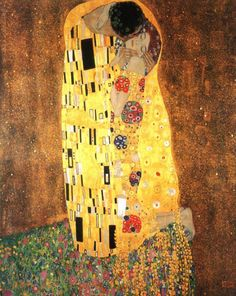 The Kiss (Gustav Klimt)