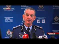 Sydney Shooting Suspect Has Terrorism Links, Police Chief Says