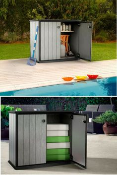 Quality Patio Storage Cabinets   Quality Plastic Sheds