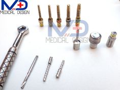 Bone Expander Kit Surgical Sinus Lift Compression Dental Implant instruments CE #MD