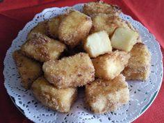 4 recetas de leche frita