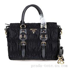 58c0200f973975 Prada BN1336 Nappa Guafre Leather Brown Handbags | bags | Pinterest |  Brown, Leather and Bag