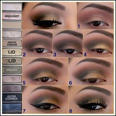 Make-up Tutorial Concealer Urban Decay Ideen - Acryl Nagel Pulver Make Up Tutorials, Makeup Pictorial, Makeup Tutorial Foundation, Eye Makeup, Makeup Tips, Makeup Ideas, Urban Decay Makeup, All Things Beauty, Beauty Make Up