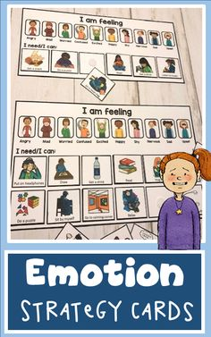 Emotions and  feelings self regulation communication cards for emotional self regulation and  behavior control. Students select their emotion and how their teachers can help  them, along with appropriate problem solving and self calming actions to  control their emotions. Students with autism, asd, adhd.         #emotions #feelings  #emotion #behavior #selfregulation #problemsolving #problem #autism #aba #asd  #ada #classroommanagement #behaviormanagement #appliedbehavioranalysis Social Behavior, Behavior Management, Applied Behavior Analysis, Calming Activities, Self Regulation, Negative Emotions, Aba, Social Skills, Problem Solving