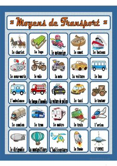 To Learn French Spanish Class Printing Pattern Simple Product French Expressions, French Language Lessons, French Language Learning, French Lessons, French Flashcards, French Worksheets, French Teaching Resources, Teaching French, How To Speak French
