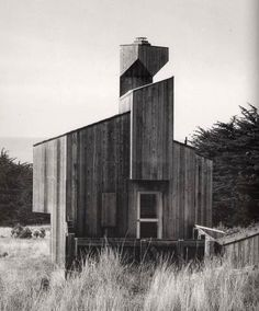 sea ranch house by william turnbull in 1968.