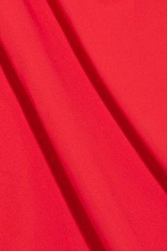 Tory Burch - Gemini Cutout Swimsuit - Red - small