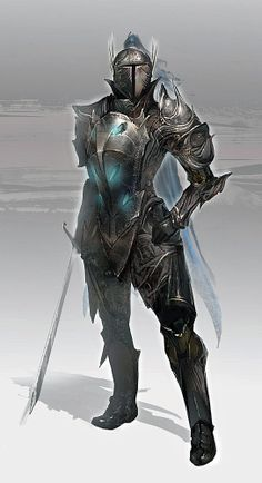 warrior,but without the glowing lights