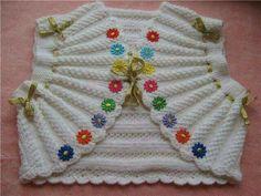 Baby Crochet Patterns Part 7 - Beautiful Crochet Patterns and Knitting Patterns Baby Knitting Patterns, Baby Patterns, Crochet Patterns, Crochet For Kids, Crochet Top, Crochet Hats, Pattern Pictures, Crochet Accessories, Beautiful Crochet