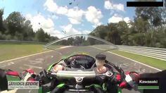 Ghostrider on Nurburgring fastest laps