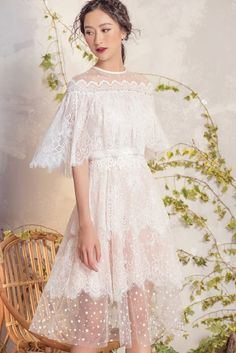 Dress casual romantic outfit 45 ideas for 2019 Eid Dresses, Event Dresses, Casual Dresses, Flower Girl Dresses, Summer Dresses, Wedding Dresses, Edgy Outfits, Dress Outfits, Fashion Dresses