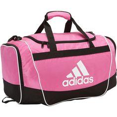 Image of adidas Defender Duffel II - Medium Intense Pink - adidas All  Purpose Duffels Adidas 4bbbb652df