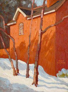 Adam Noonan, Plein Air Painter, Artists in Canada, Artists in Victoria BC, O...