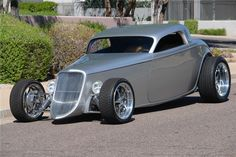 Ideas for my new Street Rod