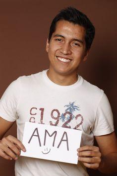 Love, José Hernandez, Estudiante, Monterrey, México.