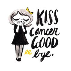 """In support of #worldcancerday and the #kisscancergoodbye campaign. This kiss is for all the young warriors fighting the battle of their lives. More…"""