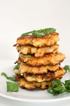 Chipotle Cauliflower Jalapeño Fritters Recipe | POPSUGAR Fitness