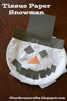 Simple, inexpensive, no mess activity for a variety of ages