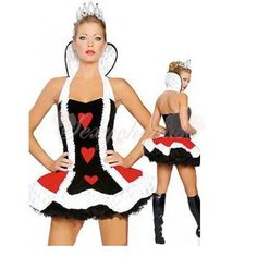 Fashion Style of Sexy Halloween Costume With Dress [TQL120322073]
