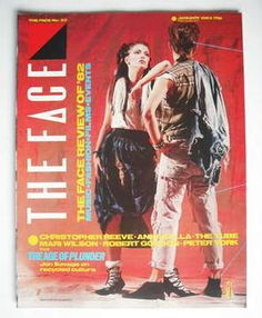 The Face magazine - The Face Review of '82 (January 1983 - Issue 33)