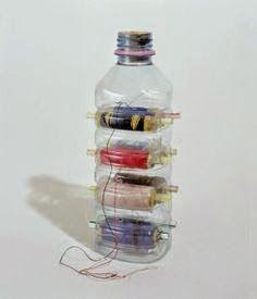 DIY: 50+ Ιδέες - ΚΑΤΑΣΚΕΥΕΣ από ΠΛΑΣΤΙΚΑ ΜΠΟΥΚΑΛΙΑ | ΣΟΥΛΟΥΠΩΣΕ ΤΟ