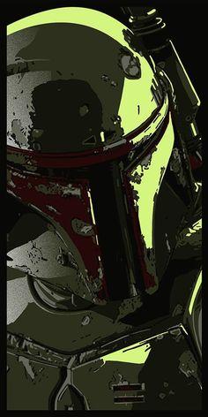 Star Wars Boba Fett dual screen wallpaper Computer