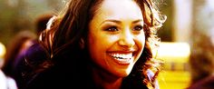 Bonnie Bennett — The Vampire Diaries   Community Post: 19 Female TV Characters Who Are Obviously Hufflepuffs Katerina Graham, The Salvatore Brothers, Candice King, Bonnie Bennett, She Loves You, Sofia Carson, Mystic Falls, Caroline Forbes, Te Amo
