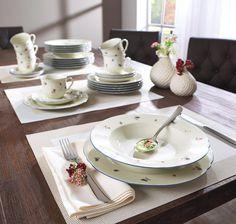 dekoratives tafelservice von novel beeindrucken sie ihre g ste mit diesem hochwertigen geschirr. Black Bedroom Furniture Sets. Home Design Ideas