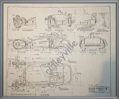 Photo by Geoff Hutchins Blade Runner Spinner, Blade Runner Art, Blade Runner 2049, Image Guide, Sf Movies, 3d Printing Diy, Pattern Sketch, Movie Props, Art Model