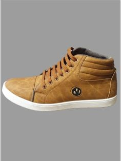 Casual Shoes for men : Brown Casual shoes