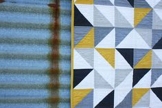 a quilt for harry. by CB Handmade, via Flickr