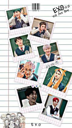 Kpop Exo, Foto Bts, Aesthetic Wallpapers, Nct, Screensaver
