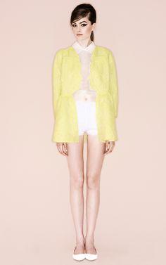 Cliff Jacket by Vivetta for Preorder on Moda Operandi