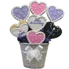 Images Of Cookie Bouquets