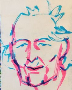 いいね!18件、コメント1件 ― @1mindrawのInstagramアカウント: 「#1mindraw #一分描画 #margaretthatcher #マーガレットサッチャー #politician #政治家 #ironlady #鉄の女 #19251013…」