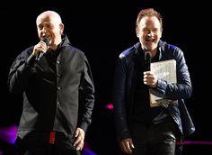 Peter Gabriel & Sting - FEQ - july 7th 2016 -  Plaines d'Abraham,  Québec City.