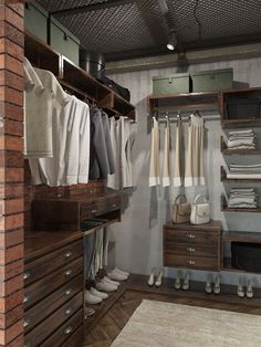 industrial-loft-walk-in-closet.jpg (1000×1333)