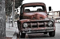 HDR Photography – Vintage Cars Gallery 3