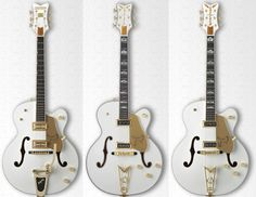about Gretsch Whitefalcon